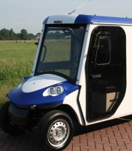 Silvoldse ouderen krijgen eigen elektrische 'taxi'
