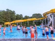 Openluchtbaden in regio beleven topseizoen