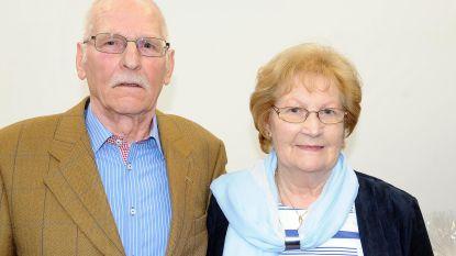 André en Betty vieren diamanten huwelijk