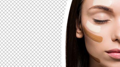 Waarom je volgens make-up artists altijd meerdere concealers moet gebruiken