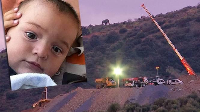 Julen niet gedood door reddingswerkers, Spaanse peuter stierf enkele minuten na val in put
