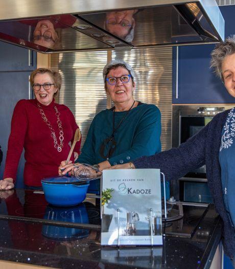 Lekkerste gerechten van Kattendijkse kookdames zijn gebundeld in een boek