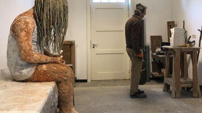 Studenten van Koninklijke Academie voor Beeldende Kunst exposeren op drie plaatsen in Oudenaarde
