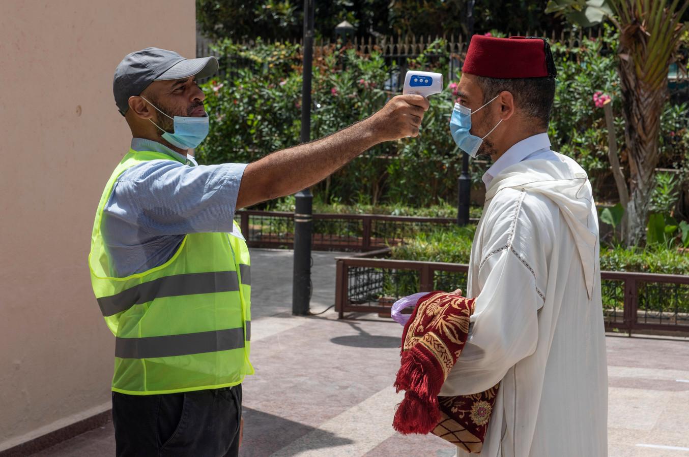 Nieuwe zorg om verspreiding van het coronavirus in Marokko.