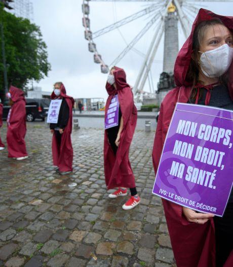 Ce n'est pas le dernier jour J pour la dépénalisation de l'avortement en Belgique