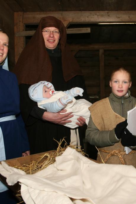 Geen levende kerststal meer in Moordrecht