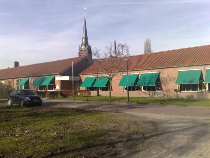 Basisschool de Klim-Op aan het Leypad in Haaren. foto Marcel Linssen