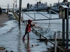 Ingrepen tegen hoogwater hebben angst voor een watersnoodramp niet weggenomen