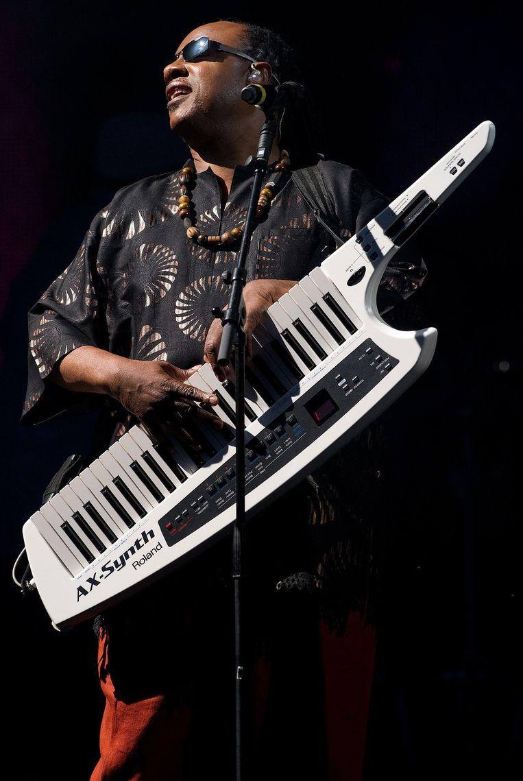 Stevie Wonder. © ANP Beeld