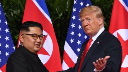 """""""Kim Jong-un nodigde Trump uit voor bezoek"""""""