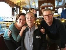 Maassluizer Linda Munnikes bezorgt ernstig zieke schoonvader dag van zijn leven