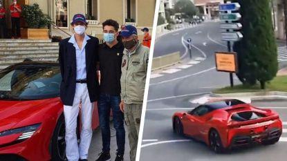 """Leclerc bootst beruchte dollemansrit na en scheurt door straten van Monaco: """"Dit was geweldig"""""""