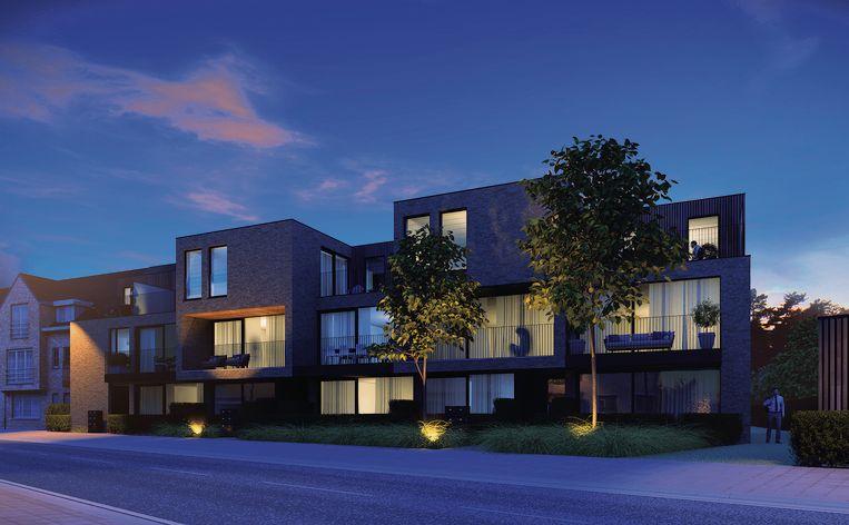 Het Ooievaarsnest in Ruisbroek-Puurs krijgt een aantrekkelijke hedendaagse architectuur en voldoet aan de BEN-30-criteria.