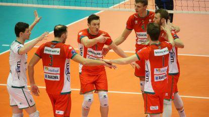Roeselare en Maaseik blijven foutloos in EuroMillions Volley League
