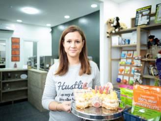 Een verjaardagstaart of kerststronk voor uw viervoeter? Of een maaltijdbox voor je trouwste vriend? Kim (30) opent bakkerij voor honden