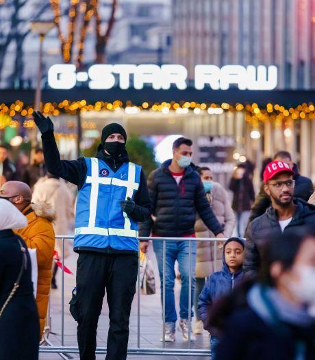 Rotterdamse Black Friday trok duizenden bezoekers meer dan vorig jaar, ondanks corona