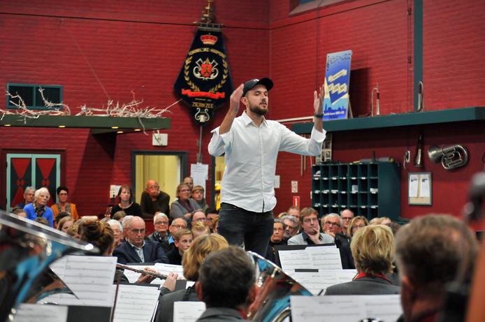 Dzenan Halilovic wint Maestro Zierikzee