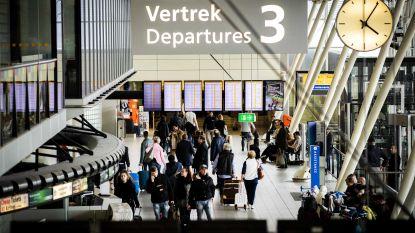 Al 40 Europese vluchten afgelast na stroomstoring Schiphol