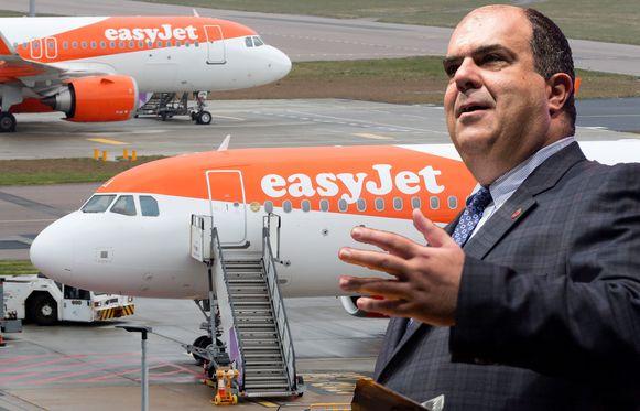 EasyJet-oprichter Stelios Haji-Ioannou looft een nooit geziene 'verklikpremie' van 5,6 miljoen euro uit.