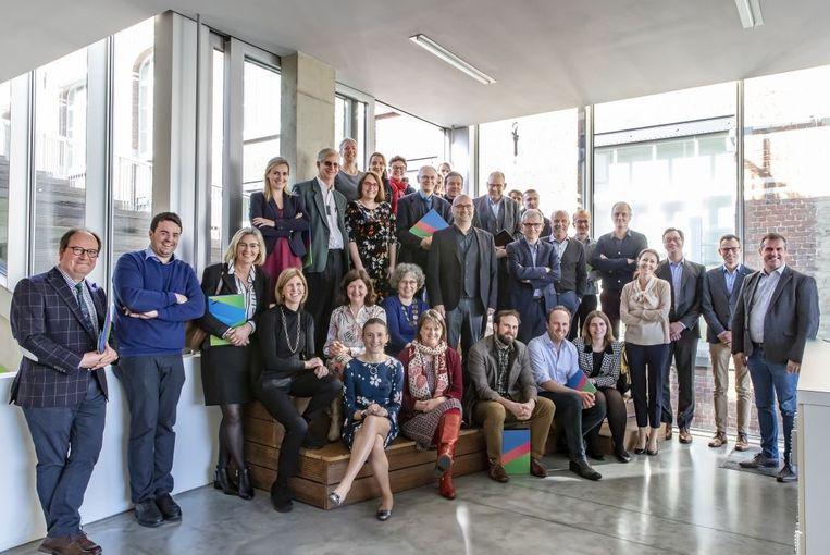 RZ Tienen en H.Hart Leuven slaan de handen in elkaar voor de opleiding Ziekenhuismanagement.