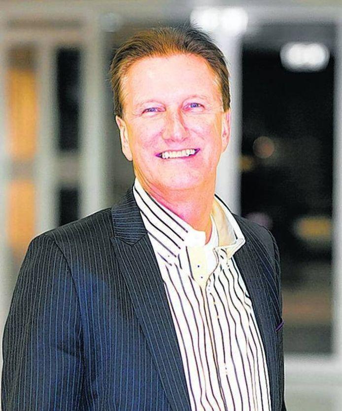 Wethouder en loco-burgemeester Hans de Waal van de gemeente Woensdrecht.