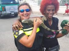 Wijkagente Daniella heeft Sint-Maarten in haar hart gesloten