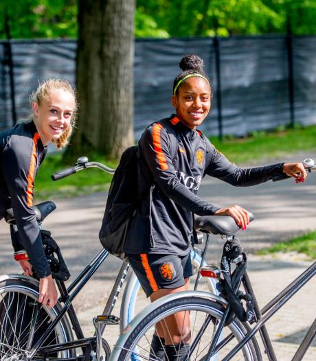 Drie speelsters FC Twente bij eerste toernooi Oranje onder 23 jaar