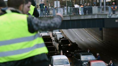 Transportfederatie eist maatregelen van minister De Crem om blokkades gele hesjes te beëindigen
