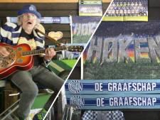 Joa Joa Jolink: 'De Graafschap wordt kampioen als 10.000 mensen een seizoenkaart kopen'