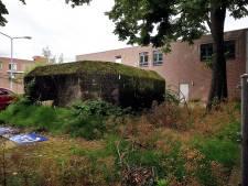 Deze Duitse bunker ligt verscholen in hartje Roosendaal