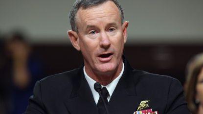 Ex-admiraal die Trump bekritiseerde, neemt ontslag bij Pentagon