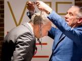 Van radioman tot burgemeester: droom Sjors Fröhlich komt uit