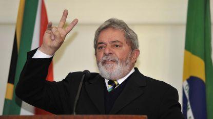 Braziliaanse oud-president Lula moet de cel in