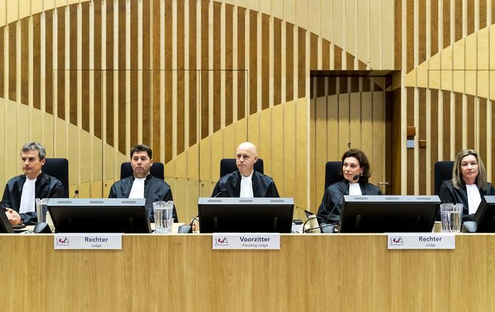 De rechtbank in de MH17-zaak