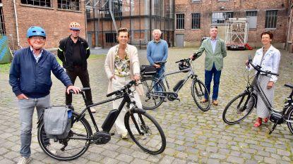 Transfo Zwevegem als unieke locatie voor Tournée Flandrienne: samen (elektrisch) fietsen voor veiliger verkeer