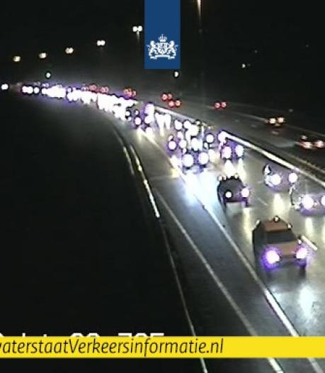A58 bij Tilburg Reeshof weer vrij na ongeluk