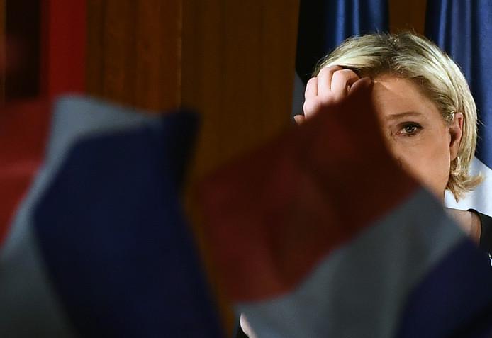 Na die van Fillon liggen nu ook de uitgaven van Le Pen onder de loep