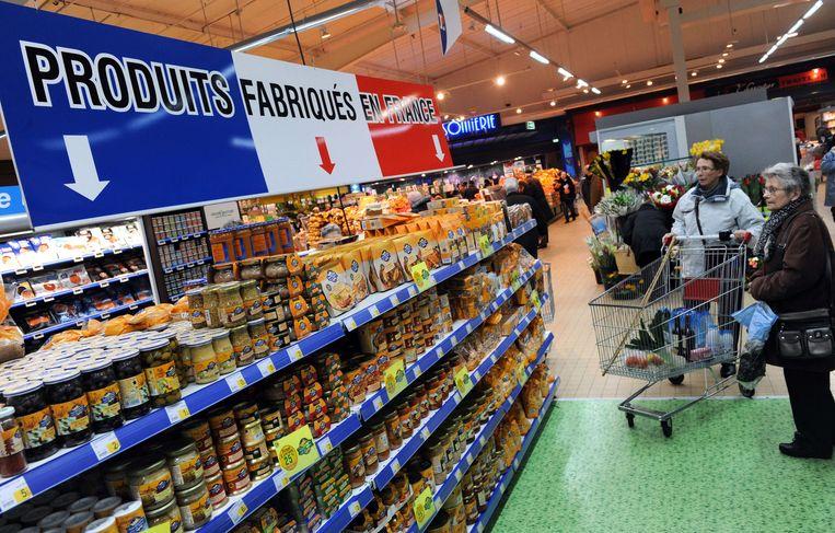 De aanval vond plaats in een supermarkt van de keten Leclerc. (archieffoto)