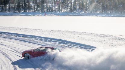 Nog op wintersport? Rijtips op gladde wegen