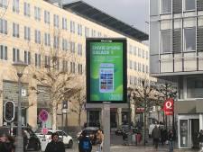 Des panneaux publicitaires qui captent nos données? Le cdH liégeois s'y oppose