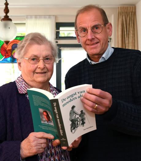 'Ondanks' het leven een rijke oogst: Jan Smulders schreef boek over moeder Mien