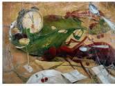 Aref Damee: zijn meesterschap in de verbeelding werd zijn redding