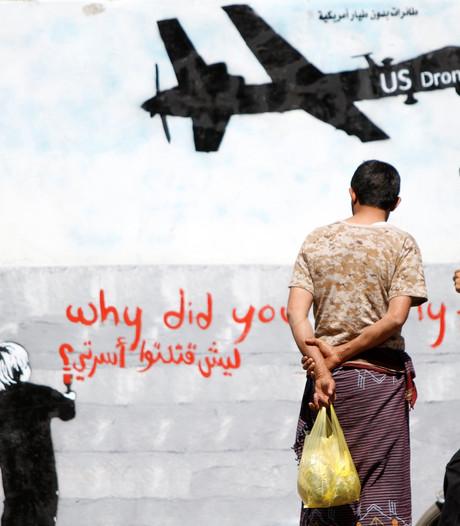 Jemen: VS bevestigen gebruik van drones bij luchtaanvallen op IS