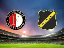 Herstelt Feyenoord zich tegen NAC van verlies bij PSV?