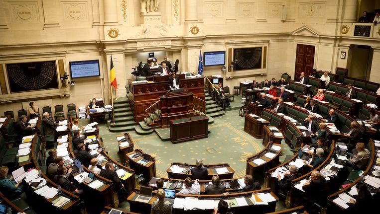 Net zoals alle parlement kan ook de Kamer een belangenconflict inroepen.