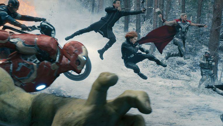Avengers: Age of Ultron. Beeld -