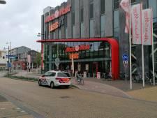 Politie op zoek naar winkeldief met mes in Doetinchem
