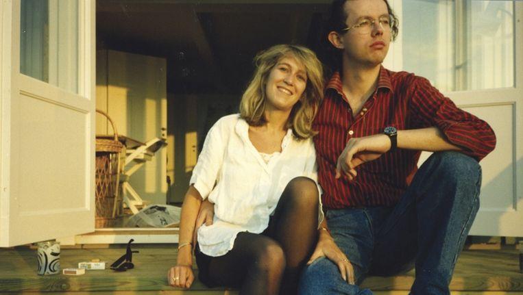 Archieffoto van Eva Louise Rausing en Hans Kristian Rausing. Beeld reuters