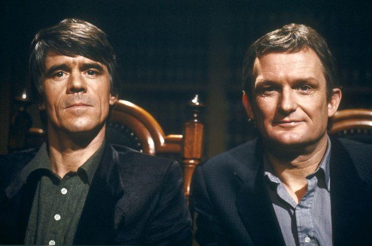 Van Kooten en De Bie. Beeld anp