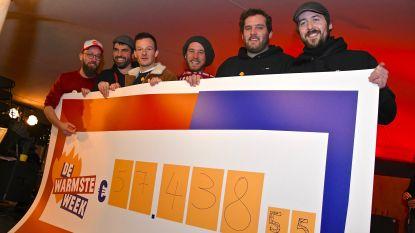 """Studio Kontrabas levert 57.438,55 euro op: """"Ingelmunster heeft heel warm hartje"""""""